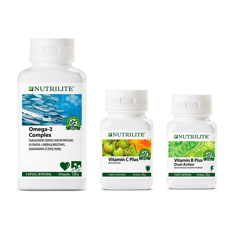 In Charge Kit NUTRILITE™ (294545)