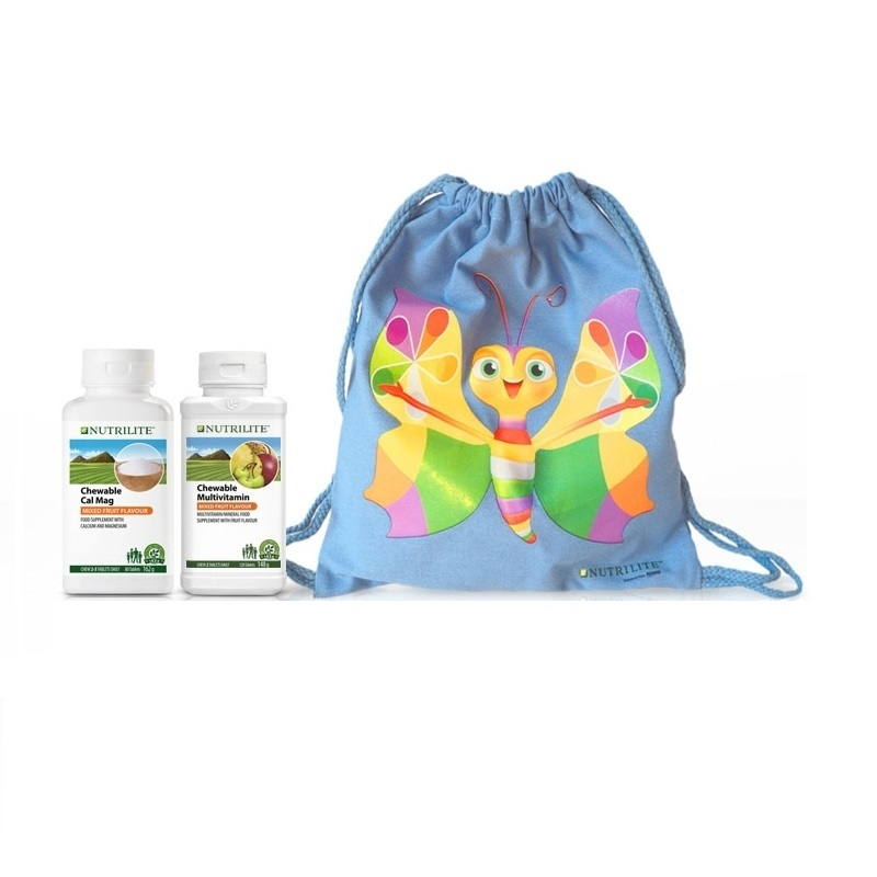 Nutrilite Happy Kids rinkinys (304789)