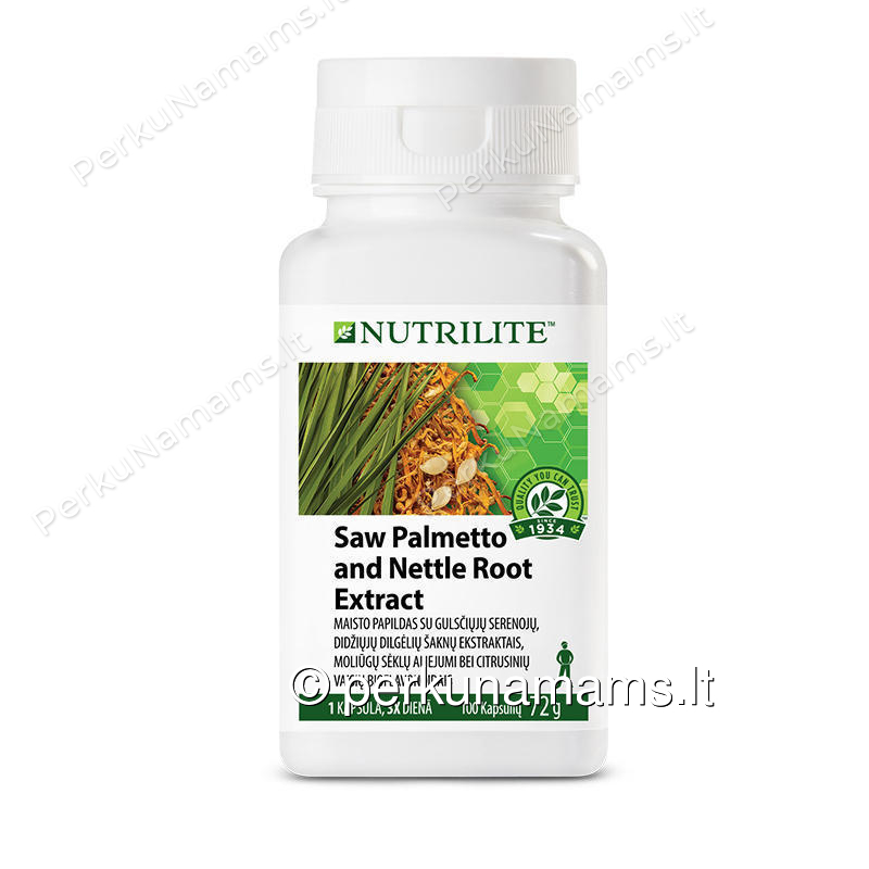 NUTRILITE™ Saw Palmetto (8004)